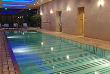 Hotel and Resort Pools / Favorite places to splash around at hotels and resorts around the world.