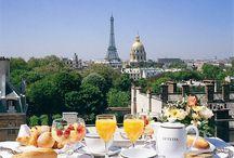 Завтрак в городах