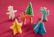 3-D Christmas Cookies