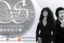 Especial Balada en Salsa 2016