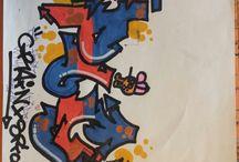 Grain / Graffiti