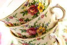 Tea and recipes