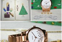 Decorate Your Holiday Outfit / by RAKANI WATCHES