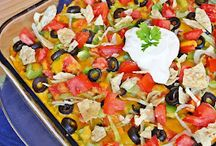 Food | Pastas & Casseroles