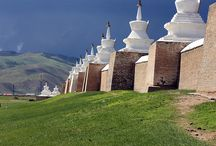 mongolia- impression of my next year's home