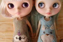 Pullip doll stuff / by Tiina