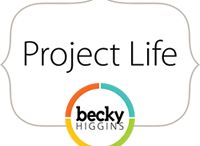 Project Life - Becky Higgins