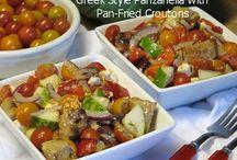 Use Up Garden Produce-Veggies