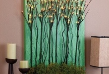 Home decorations / House furniture and decorations / by Ashley Kwakkel