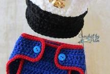 Crochet for shooting