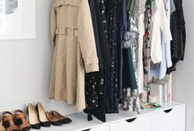 Closet Escandinavo / DECOR