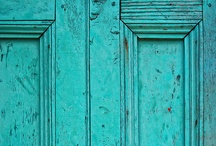 TURQUOISE / All things possible in shades of Turquoise