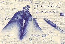 Sketches / Sketches, sketchbooks, doodles