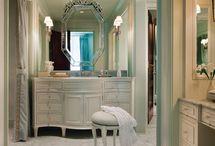 Bathroom Ideas / by Rebecca Frost Rosenberg