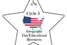 Cycle 3 geography