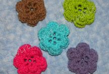 Crochet Flowers / by Susan Frusher