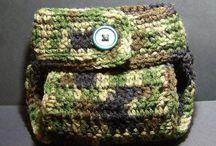 Crochet - diaper cover / by Becky Hebert