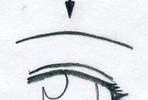 Anime-göz