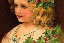 christmas pictura decorativa / pictura decorativa pe tema sarbatorilor de iarna