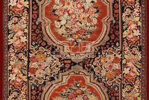Antique Karabag carpet