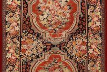 Antique Karabag carpet
