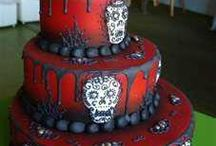 Awesome Cakes! / awesome cakes! / by Diane Buyers (Stormy'z Crochet)