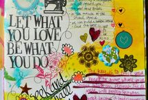 Art Journaling (Lesson Planning)