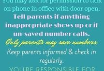 Phone rules for kids