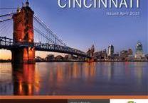 Downtown Cincinnati Inc. Publications