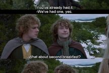 Yes, but what about Second Breakfast♡ / by Desiree Worth