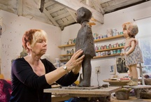 Sculptor - Margaret Keelan