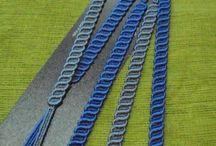 Cruciani / The Original Macrame Bracelets