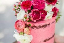 Birthday-Wedding Cakes / birthday and wedding cakes