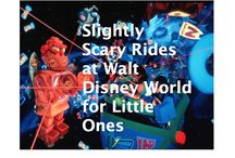 Walt Disney World Rides and Attractions / Everything you need to know about all of the rides and attractions at Walt Disney World!