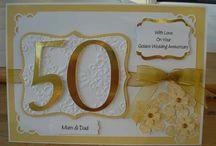 50th Wedding Anniversary Ideas / by Dawn Bond
