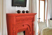 Fireplace / by Jessie Knadler
