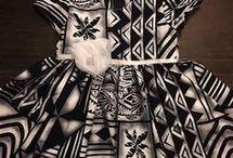 Samoa Style Children's Clothing
