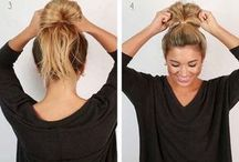 try hairstyles