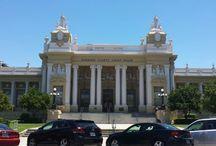About Riverside California / Interesting places to visit in Riverside, California, including The Mission Inn, California Citrus State Historic Park, Fox Performing Arts Center, Mount Rubidoux, Castle Amusement Park, and more...