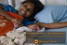 Support Friends of UNFPA / by Friends of UNFPA