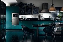 Interior & design / Inspirational ideas and objects