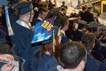 Spring 2015 Commencement / Congrats to our Spring 2015 FCB and SHRM Grads!