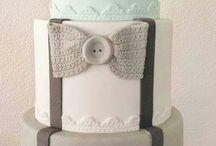 Cake - Christening and Baby