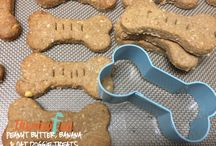 Doggie biscuits