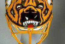 NHL mask