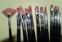 Get Your Face Painting Brushes From Amazon