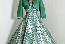 1950's fashion / I love these dresses.  I think I was born in the wrong generation. / by Meredith Love