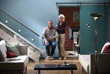 SOLUS 420 για ευθύγραμμες σκάλες