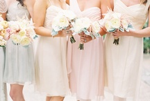 Our beautiful bridesmaids to be...