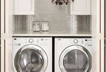 Laundry Room Ideas / by Katherine Fitz